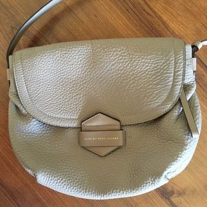 Marc by Marc Jacobs Taupe Handbag